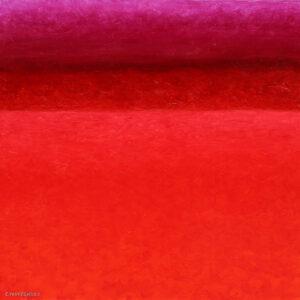 Coquelicots sous un ciel violet 60x60 EW 2008